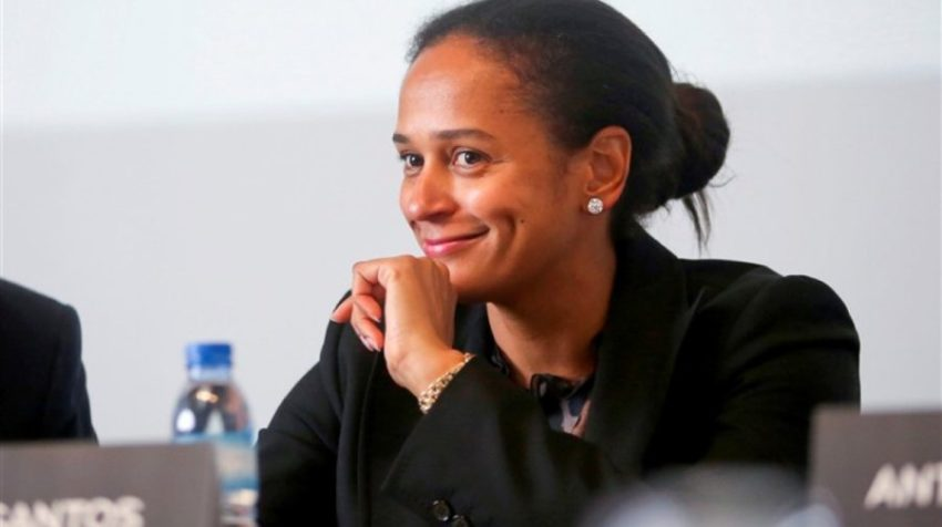 Isabel dos Santos Uses Her Skills to Improve the Economy